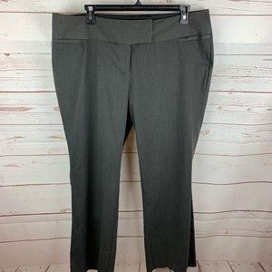 Torrid   Gray Straight Leg Trousers